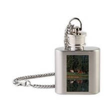 reflection_443 Flask Necklace