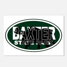 Baxter Oval Postcards (Package of 8)