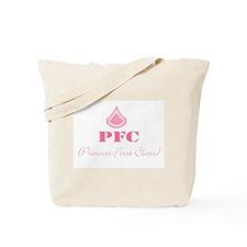 Princess First Class Tote Bag