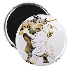 tango-rhino Magnet