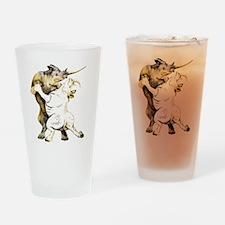 tango-rhino Drinking Glass