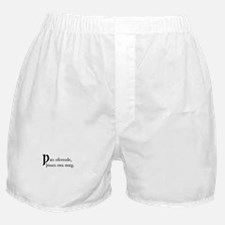 Thaes Ofereode Boxer Shorts