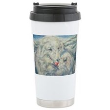 Little Lamb Found final Travel Mug