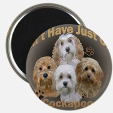 Cockapoo Cant Have Just One Magnet