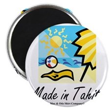 made-in-tahiti Magnet