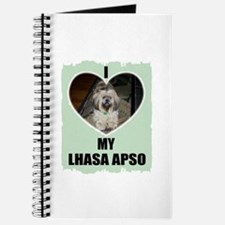 I LOVE MY LHASA APSO Journal