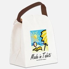 made-in-tahiti Canvas Lunch Bag