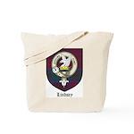 Lindsey Clan Crest Tartan Tote Bag