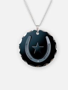 horseshoe_round Necklace