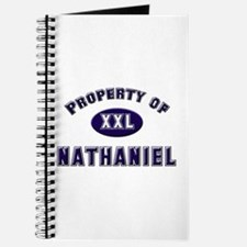 Property of nathaniel Journal