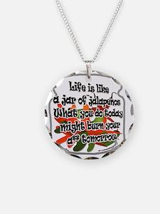 WhtT-LifeJalapenos2 Necklace