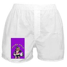 bitchin witch Boxer Shorts