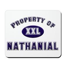Property of nathanial Mousepad
