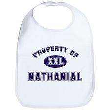 Property of nathanial Bib