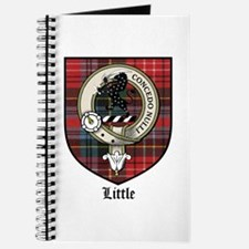 Little Clan Crest Tartan Journal