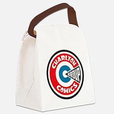 finished_charlton_logo Canvas Lunch Bag