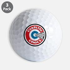 finished_charlton_logo Golf Ball