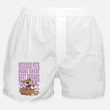Great-Best-Friends-blk Boxer Shorts