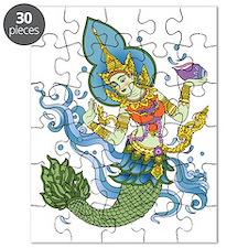 hindu mermaid Puzzle