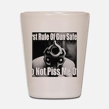 gunsaftety Shot Glass