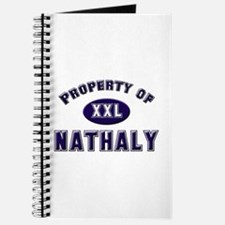 Property of nathaly Journal