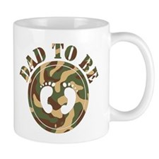Dad To Be (Camo) Coffee Mug