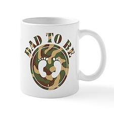 Dad To Be (Camo) Small Mug