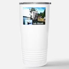 isleroyale1b Stainless Steel Travel Mug