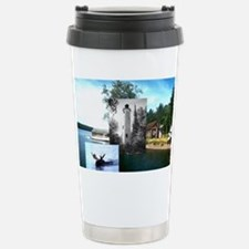isleroyale1a Stainless Steel Travel Mug