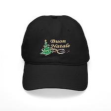 buon natale Baseball Hat