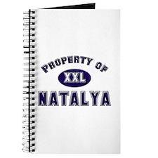 Property of natalya Journal