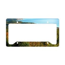 sleepingbear1 License Plate Holder