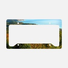 sleepingbear1 License Plate Holder