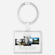isleroyale Landscape Keychain