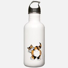 Animal-Abusers-Can-Kis Water Bottle