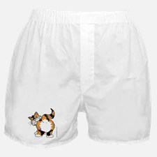 Animal-Abusers-Can-Kiss-My-Ass-Cat-2- Boxer Shorts