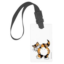 Animal-Abusers-Can-Kiss-My-Ass-C Luggage Tag