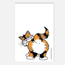 Animal-Abusers-Can-Kiss-M Postcards (Package of 8)