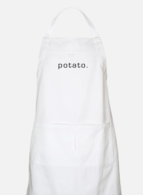 Potato BBQ Apron