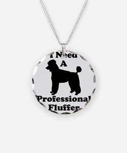 Professional Fluffer.eps Necklace