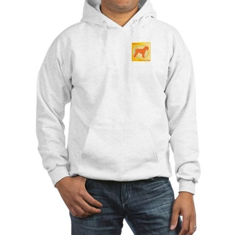 Terrier Happiness Hooded Sweatshirt