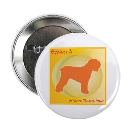 """Terrier Happiness 2.25"""" Button (10 pack)"""