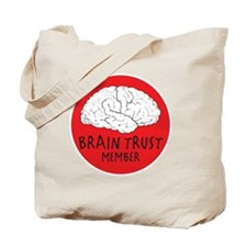 braintrustDrk Tote Bag