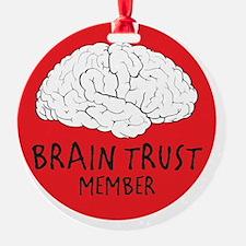 braintrustDrk Ornament