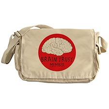 braintrustDrk Messenger Bag
