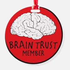 braintrust Ornament