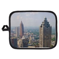 Including the Bank of America Plaza and  Potholder