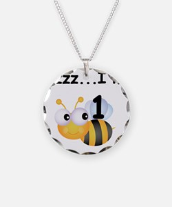 BUMBLEBEEONE Necklace Circle Charm