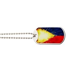 myflag1 Dog Tags
