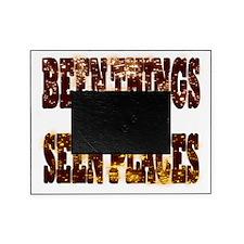 WhtT-BeenThgsSeenPlcs Picture Frame